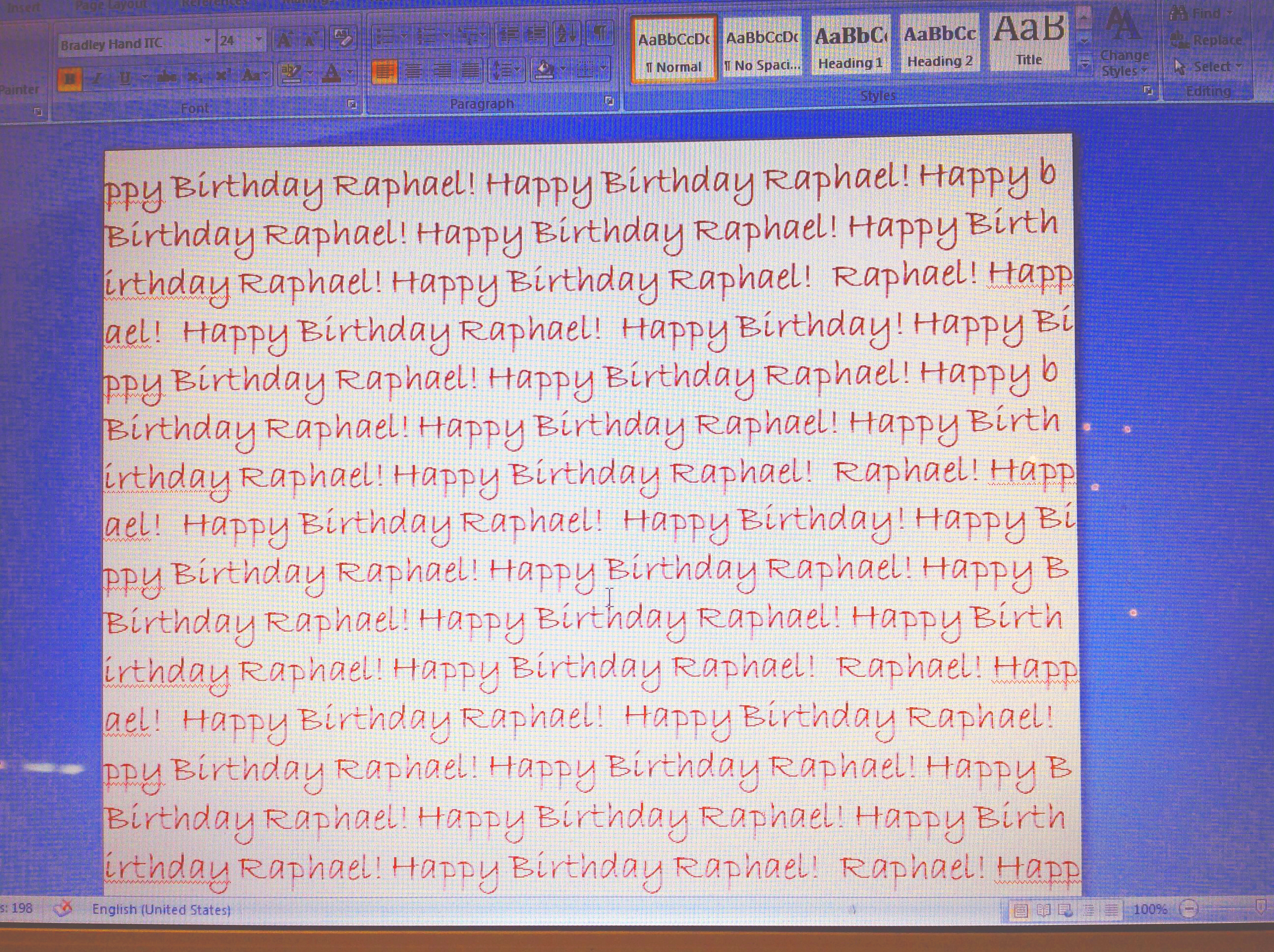 Happy birthday text art copy paste happy birthday text art