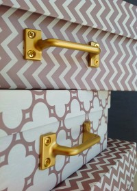 From Shoe Box To Glam Storage