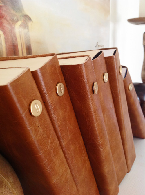 Leather Bound Like Books - mydearirene.com