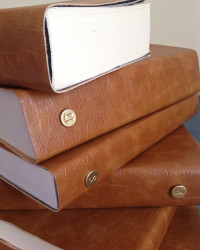 "How To Make ""Leather Bound"" Books"
