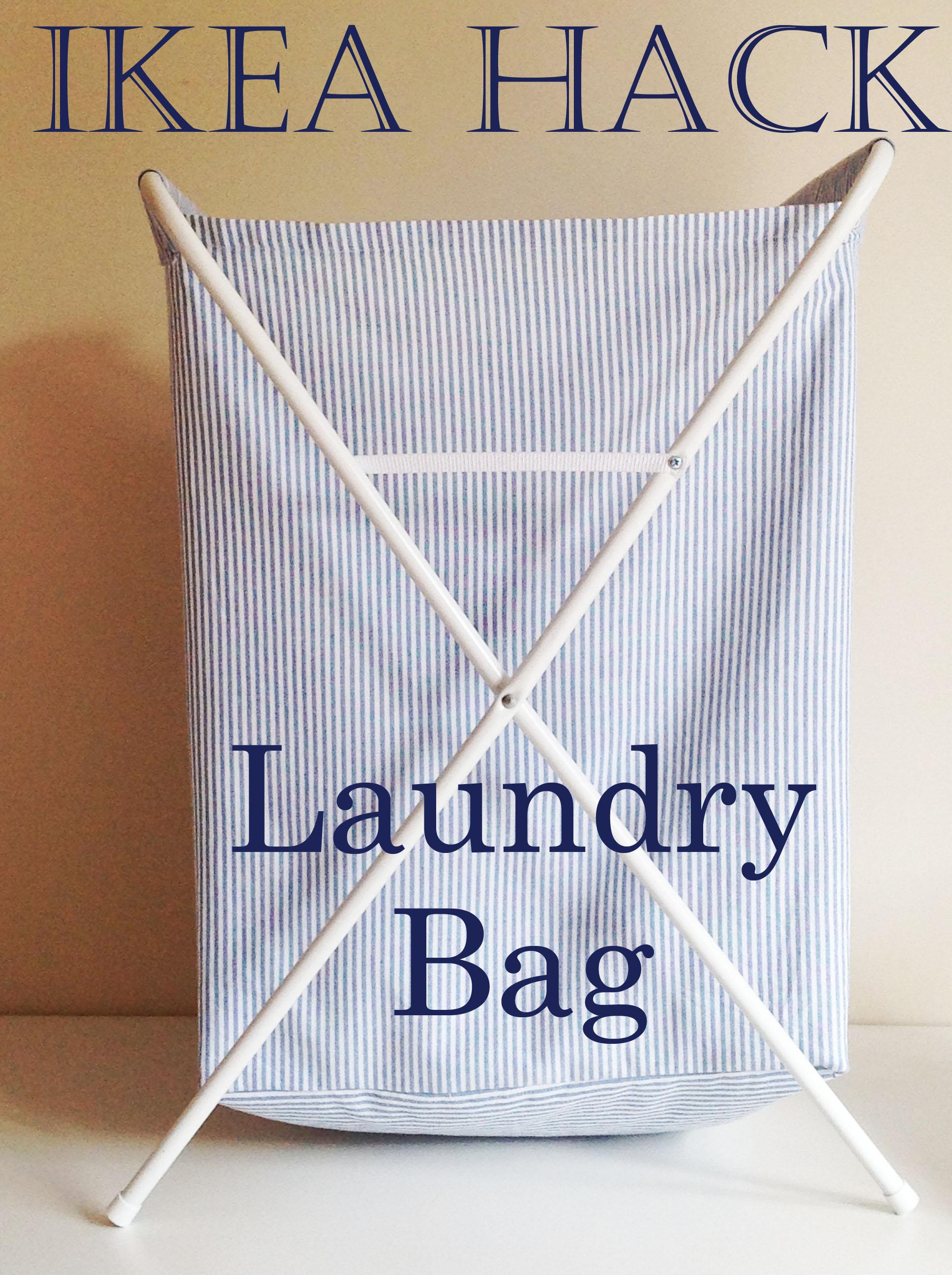 Ikea Hack Jall Laundry Bag Once Again My Dear Irene